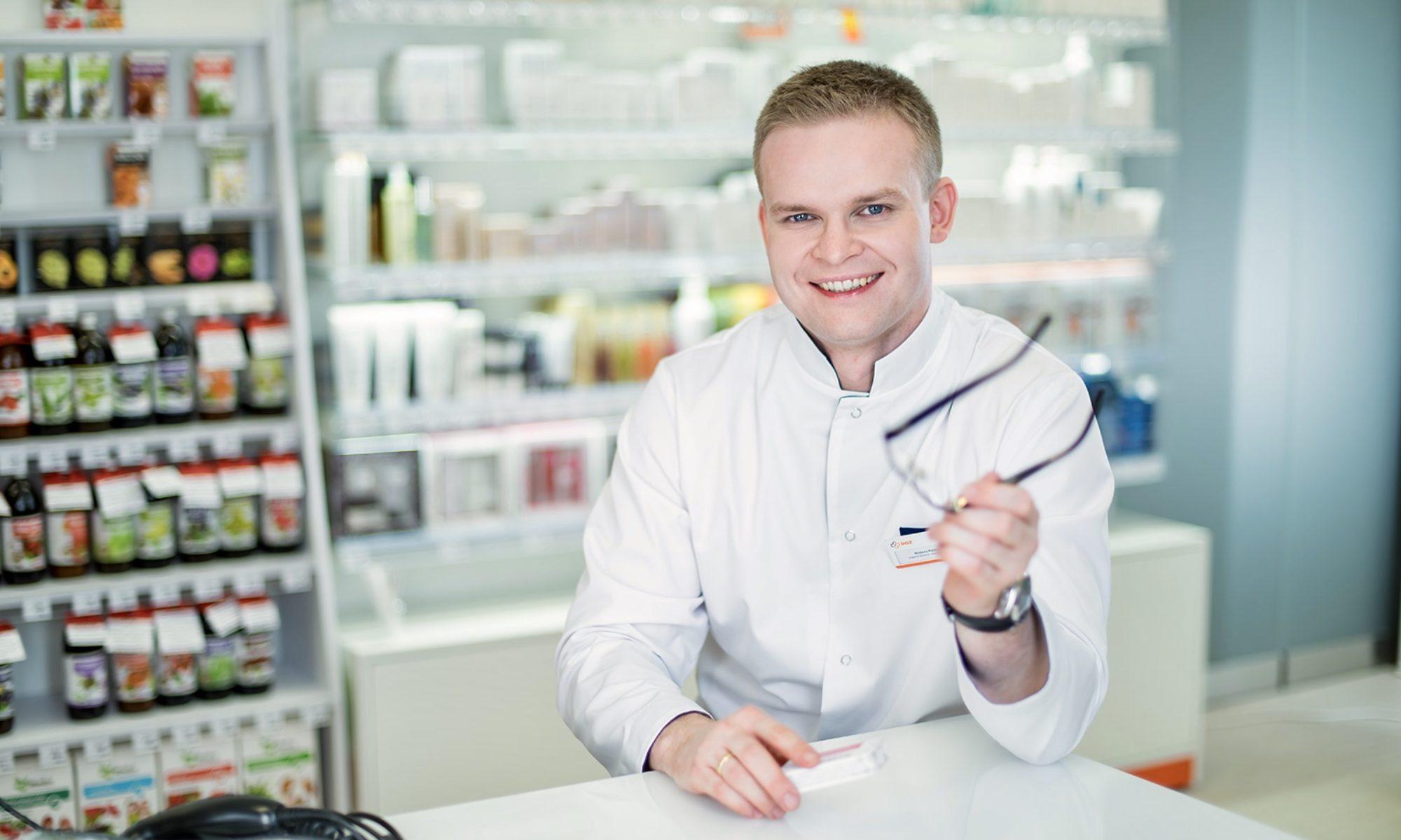 farmaceuta pierwszego kontaktu